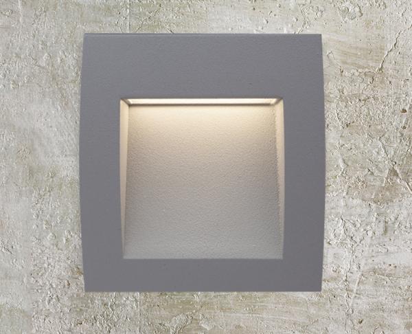 תאורת חוץ שקוע חומה סטפ 1