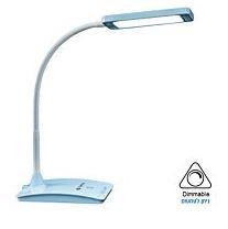 מנורת שולחן לד שוהם - גוון אור ניתן לשליטה