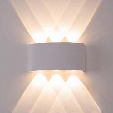 דקור 8102 לבן LED/6W 3000K