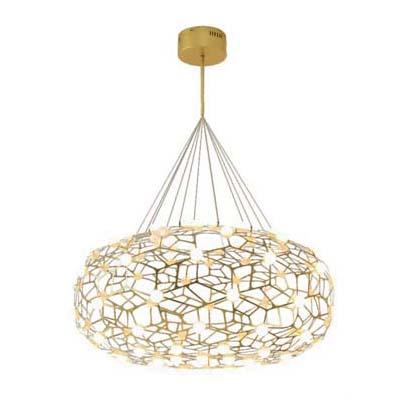 אורכידאה תלוי זהב LED/72W 3000K