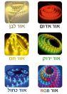 סטריפ לד 5050 ערום במגוון צבעים