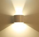 גוף תאורה צמוד קיר ספליטר עגול