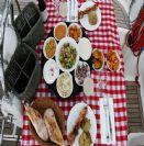 ארוחה בשרית/דגים מרינה הרצליה