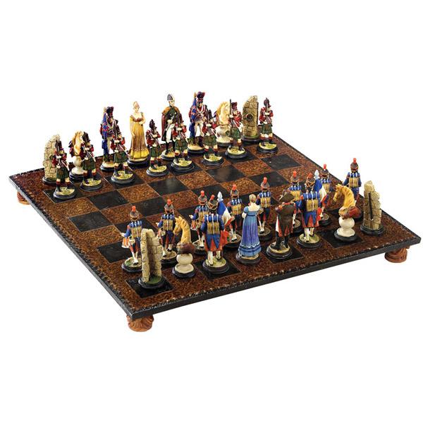 שחמט מהודר קרב ווטרלו גדול