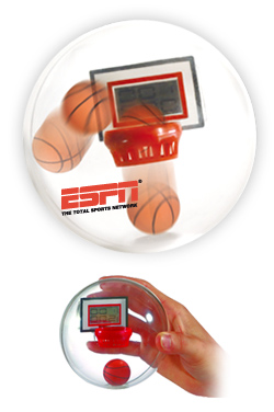 משחק כדורסל שולחני