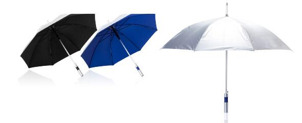 מטרייה מוכספת דו שכבתית למניעת קרינה