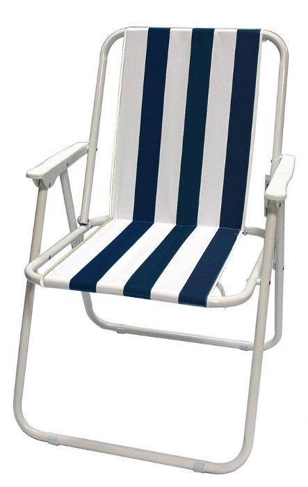 כיסא נוח מתכוונן ומתקפל