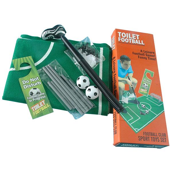 TOILET FOOTBALL משחק כדורגל לשירותים