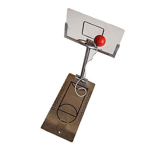 משחק כדורסל שולחני מתכתי