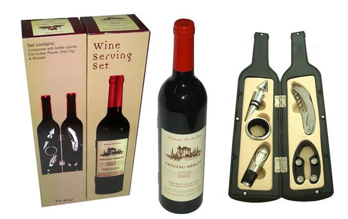 פותחני יין 5 חלקים
