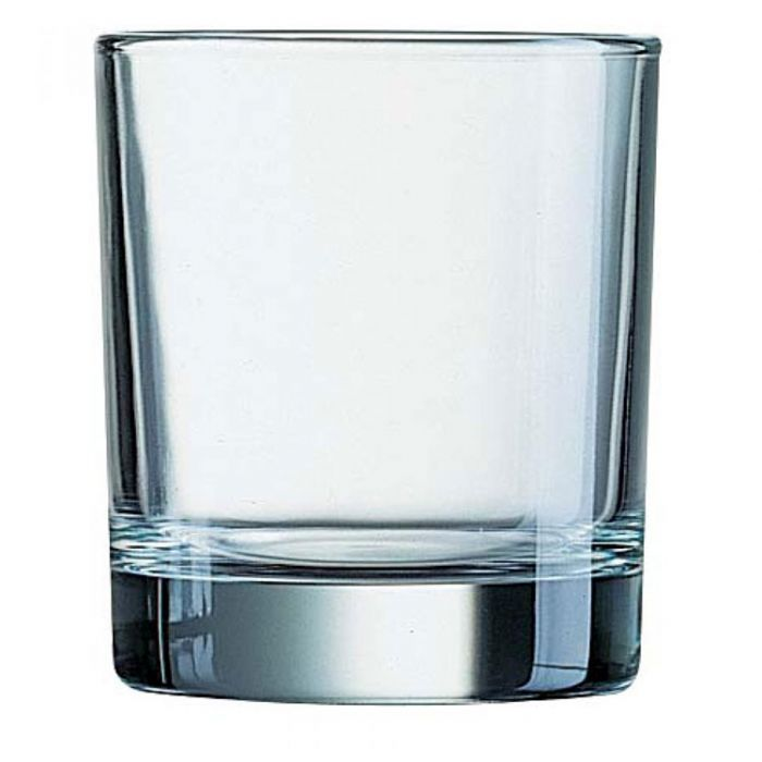 כוס ויסקי עגול