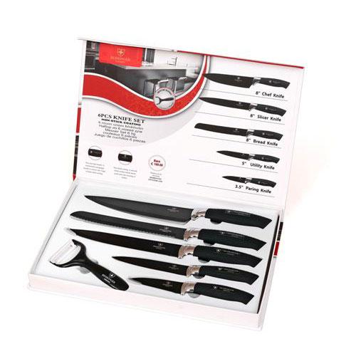 סט סכיני שף 6 חלקים -BERINGER