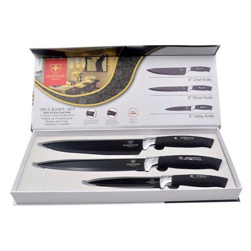 סט של שלושה סכינים