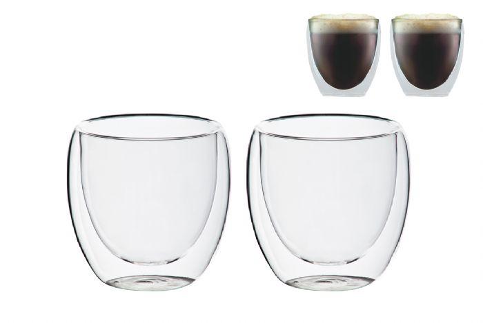 כוס דופן כפולה רומא