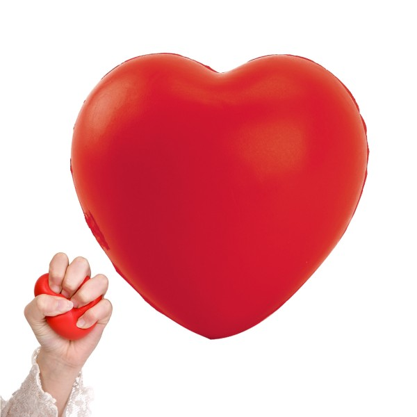 הארטי- כדור גומי לחיץ לב