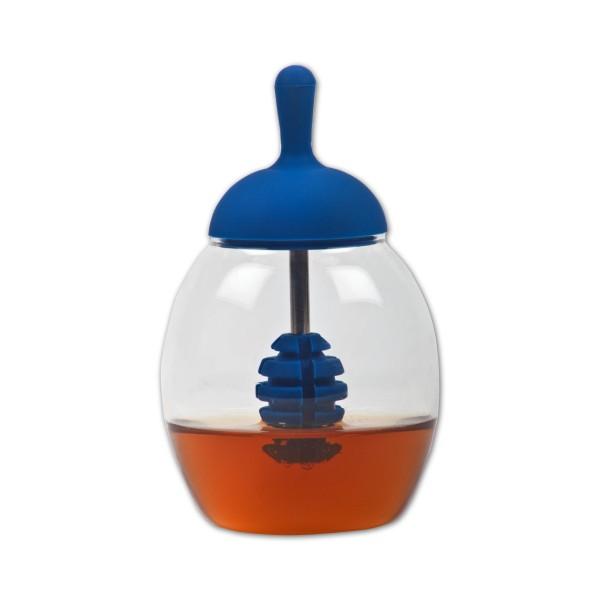 ליקטית - כוס זכוכית עם רודה לדבש
