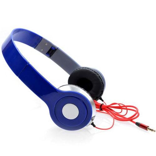 אוזניות סטריאו מתקפלות מעוצבות
