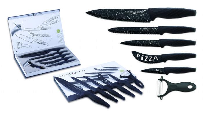 סט סכינים פרגו