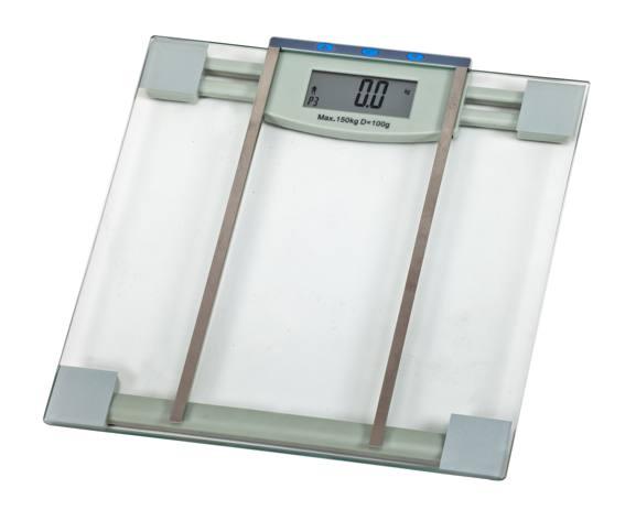 משקל ומכשיר מדידת אחוזי שומן – נטו