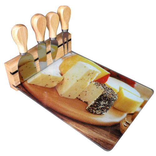 סט חיתוך גבינות