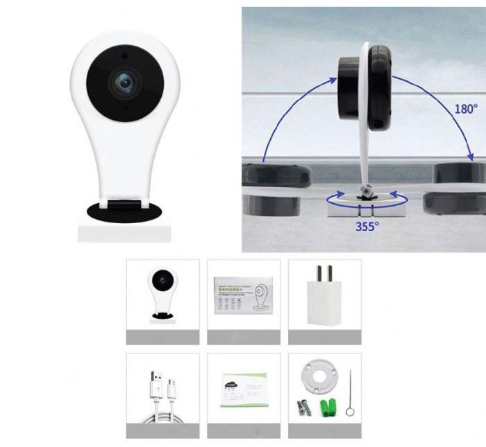 מצלמת רשת חכמה HD