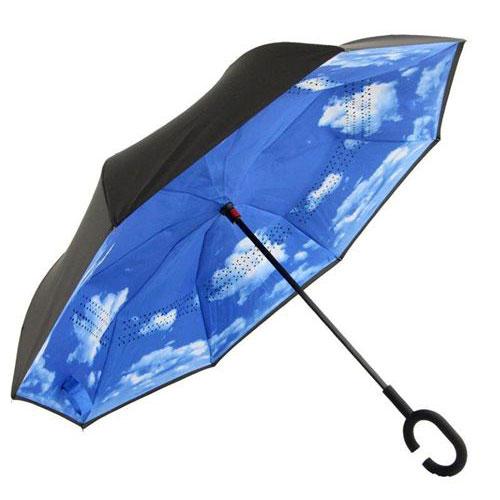מטריה מתהפכת - שמים