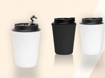 כוס תרמית בעיצוב קלאסי
