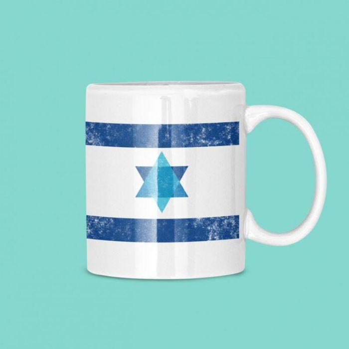 ספל מאג ישראלי ליום העצמאות