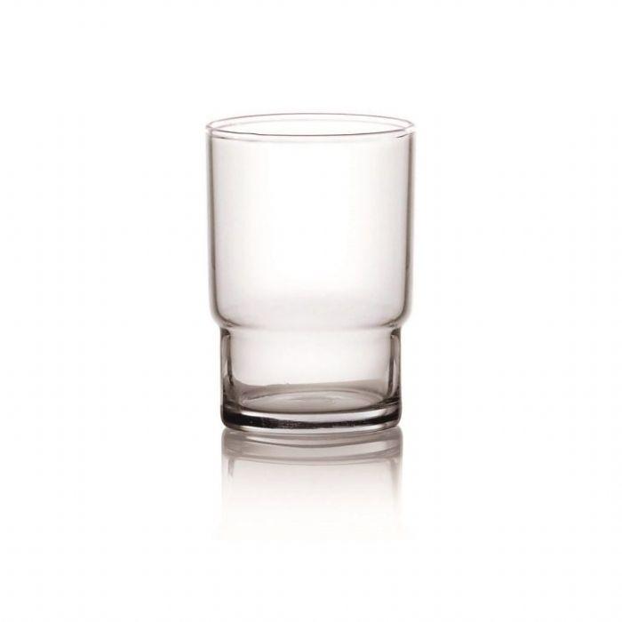 """כוס שתיה נערמת 245 מ""""ל STACK"""