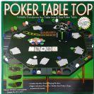 לוח שולחן מתקפל למשחקי קלפים