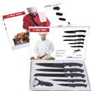 5 סכינים + קולפן