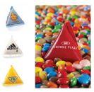 פירמידות במילוי עדשים קטנטנות