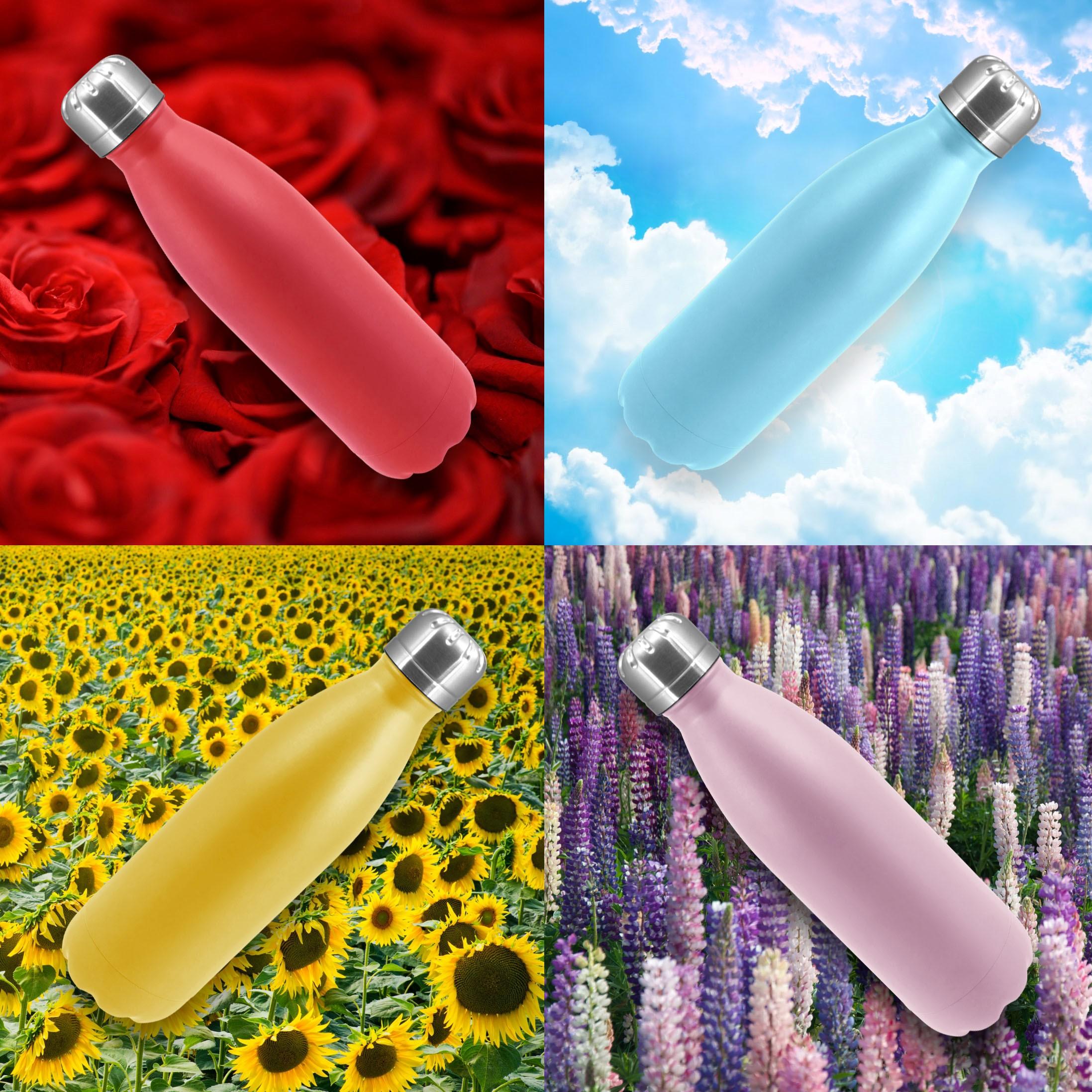 בקבוק טרמו גארד צבעוני