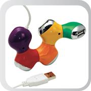 רכזות USB ממותגים