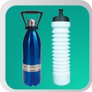 בקבוקים תרמיים ותרמוסים ממותגים