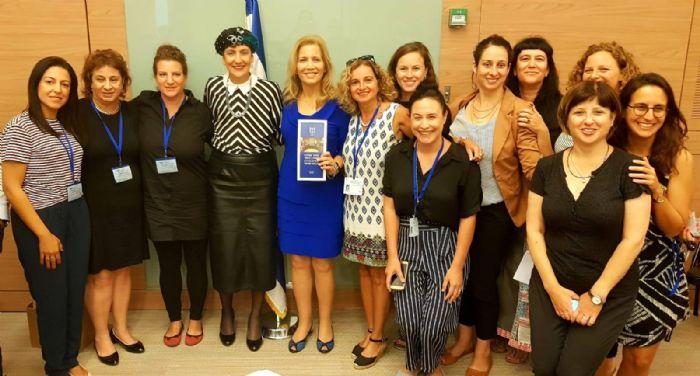 עושים היסטוריה! בדרך לצמצום היקפי הזנות בישראל