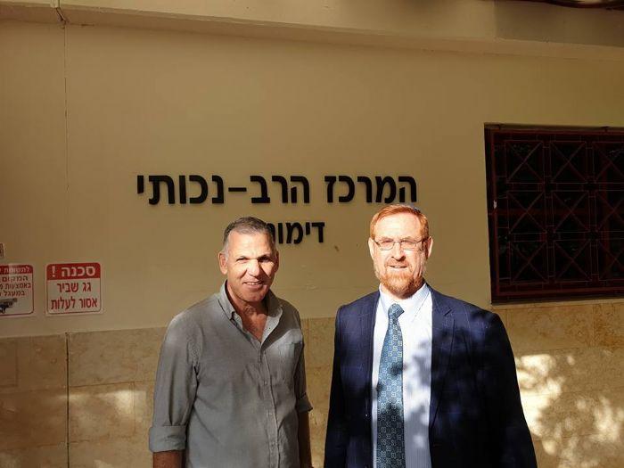 תודה, הערכה וברכה לח״כ יהודה גליק - Yehudah Glick ולשדולה לעידוד עשיה חברתית-קהילתית