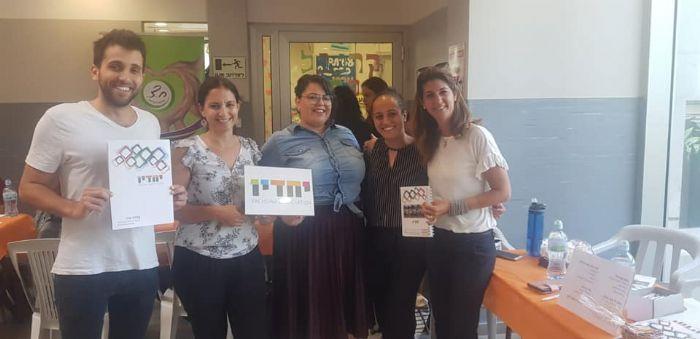 תמונות ממפגש מעסיקים לעבודה סוציאלית - אוניברסיטת בן גוריון