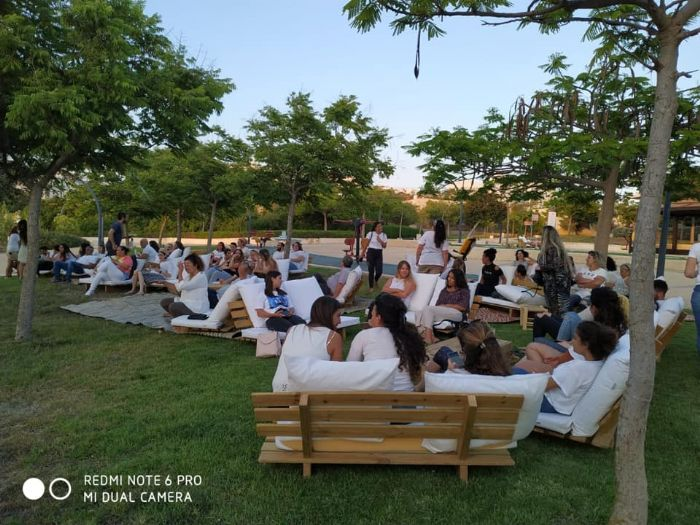 ערב צוות כפר העוגן הקהילתי