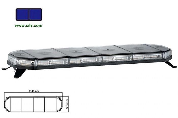גשר תאורה מהבהב ארוך MAX LIGHT 1450