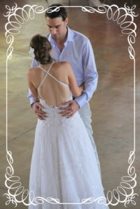 תמונת מגנט סלואו בחתונה