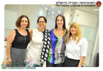 מגנטים להאוניברסיטה העברית בירושליים תכנית הופמן.