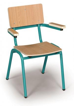 כסא גן עם ידיות