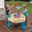 שולחן פעילות מים תמנון