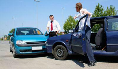 תאונת דרכים