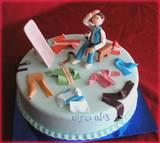 עוגה מיוחדת לאוהבים להתגנדר!