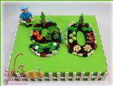 יום הולדת 90 לסב המשפחה, שהקדיש את רוב חייו להוראת מקצועות החקלאות