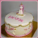 עוגת חד קרן ליום הולדת של אליאן