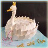 עוגת הברבור ליום ההולדת של שיר