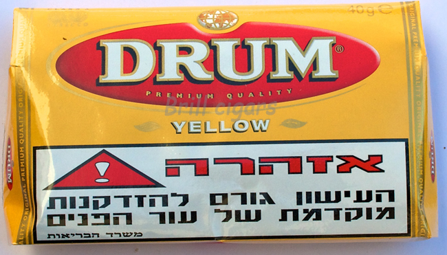 דרם צהוב
